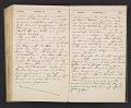 View William Penhallow Henderson diary digital asset: pages 192