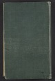 View William Penhallow Henderson diary digital asset: cover back