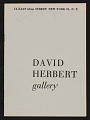 View David Herbert papers digital asset: Eduardo Ramirez (1960)