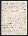 View Anna Hervey, New York, N.Y. letter to Nan Mason, Audubon, Pa. digital asset: page 2