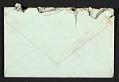 View Anna Hervey, New York, N.Y. letter to Nan Mason, Audubon, Pa. digital asset: envelope verso