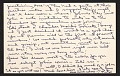 View Elizabeth Striebel, Gananoque, Canada letter to Wilna Hervey and Nan Mason, Woodstock, N.Y. digital asset number 4