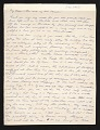 View William Pachner, Woodstock, N.Y. letter to Wilna Hervey and Nan Mason, Anna Maria, Fla. digital asset: page 1