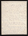 View William Pachner, Woodstock, N.Y. letter to Wilna Hervey and Nan Mason, Anna Maria, Fla. digital asset: verso