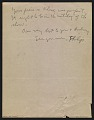 View Philip Guston letter to Thomas Hess digital asset number 1