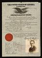 View Stefan Hirsch passport digital asset number 0