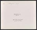 View Hans Hofmann at Gallery 200 digital asset: verso