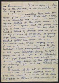 View Romare Bearden letter to unidentified recipient digital asset: page 3