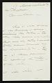 View Winslow Homer to Thomas B. (Thomas Benedict) Clarke digital asset: page 1