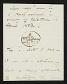 View Winslow Homer to George G. Briggs digital asset number 4