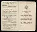 View Ian Hornak's passport digital asset: pages 1