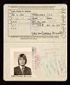 View Ian Hornak's passport digital asset: pages 2