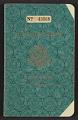 View Walter Horn's passport digital asset: cover