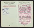 View Walter Horn's passport digital asset: pages 4