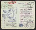 View Walter Horn's passport digital asset: pages 5