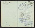 View Walter Horn's passport digital asset: pages 6