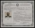 View Walter Horn's certificate of naturalization digital asset number 0