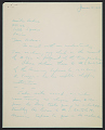 View Howard Wise, Cleveland, Ohio letter to unidentified recipient, Venice, Italy digital asset number 0