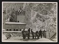 View Soldiers evacuating looted art from Neuschwanstein Castle digital asset number 0