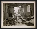 View Interior of La Gleize Church in Belgium after the Battle of the Bulge digital asset number 0