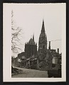 View St. Foillan Church after bombing, Aachen, Germany digital asset number 0