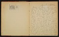 View Grace Anna Storrs Hunt travel diary digital asset: pages 5