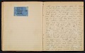 View Grace Anna Storrs Hunt travel diary digital asset: pages 12