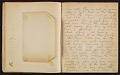 View Grace Anna Storrs Hunt travel diary digital asset: pages 16