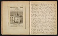 View Grace Anna Storrs Hunt travel diary digital asset: pages 19