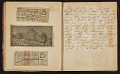 View Grace Anna Storrs Hunt travel diary digital asset: pages 22