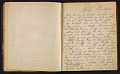 View Grace Anna Storrs Hunt travel diary digital asset: pages 23