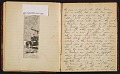 View Grace Anna Storrs Hunt travel diary digital asset: pages 24