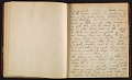View Grace Anna Storrs Hunt travel diary digital asset: pages 25