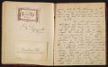 View Grace Anna Storrs Hunt travel diary digital asset: pages 26