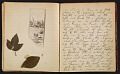 View Grace Anna Storrs Hunt travel diary digital asset: pages 30