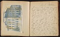 View Grace Anna Storrs Hunt travel diary digital asset: pages 33