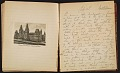 View Grace Anna Storrs Hunt travel diary digital asset: pages 36