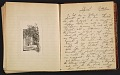 View Grace Anna Storrs Hunt travel diary digital asset: pages 50