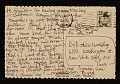 View Michael Lucero postcard to Daniel Jacobs, New York, N.Y. digital asset number 1