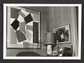 View View of Alma Thomas' living room in Washington, D.C. digital asset number 0