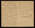 View Eastman Johnson letters, 1851-1899 digital asset number 0