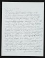View Dan Flavin letter to Ellen H. Johnson digital asset number 0