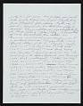 View Dan Flavin letter to Ellen H. Johnson digital asset number 1
