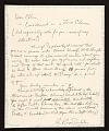 View Royce Dendler letter to Ellen H. Johnson digital asset number 0