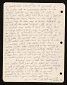 View Peter Saul, Mill Valley, Calif. letter to Ellen H. Johnson digital asset number 2