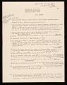 View Ellen H. Johnson letter to Claes Oldenburg, with handwritten responses by Oldenburg digital asset number 0