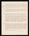 View Ellen H. Johnson letter to Claes Oldenburg, with handwritten responses by Oldenburg digital asset number 1