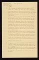View Claes Oldenburg letter to Ellen H. Johnson digital asset number 0