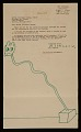 View Ray Johnson letter to Sylvia Wilkinson Murphy digital asset number 0
