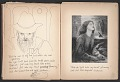 View Robert Edward Duncan and Jess Collins scrapbook for Patricia Jordan digital asset: pages 7